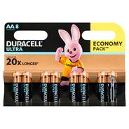 Duracell Ultra Baterie AA 8 sztuk