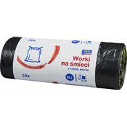 Aro Worki na śmieci LD, z taśmą 35 l, 30 sztuk