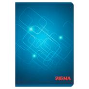 Sigma Zeszyt w kratkę 60 kartek A5