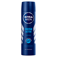 NIVEA MEN Fresh Active Antyperspirant w aerozolu 150 ml