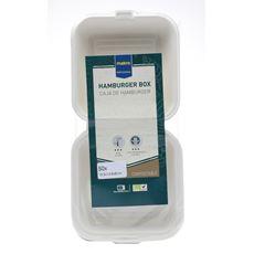 Makro Professional Hamburger box pojemniki 800 ml 50 sztuk
