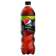 Pepsi Lime Napój gazowany 850 ml 15 sztuk