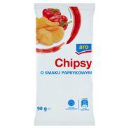 Aro Chipsy paprykowe 90 g