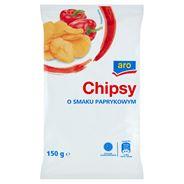 Aro Chipsy paprykowe 150 g
