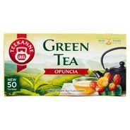 Teekanne Green Herbata zielona z opuncją 50 torebek