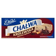 E. Wedel Chałwa Królewska kakaowa z bakaliami 250 g