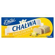 E. Wedel Chałwa królewska o smaku waniliowym 250 g