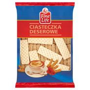 Fine Life Wafle Classic z kremem śmietankowym 700 g