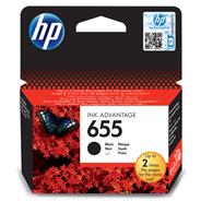 HP 655 Ink Advantage Tusz wkład atramentowy czarny