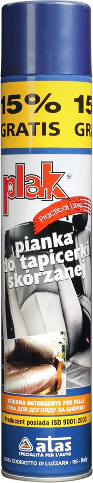 Plak Pianka do tapicerki skórzanej 500 ml