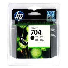 HP oryginalny tusz czarny 704 (CN692AE)