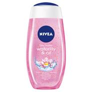 NIVEA Waterlilly & Oil Pielęgnacyjny żel pod prysznic 250 ml