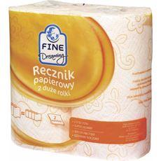 Fine Dreaming Ręcznik papierowy 2-warstwowy brzoskwiniowy