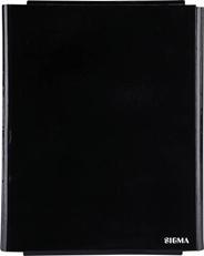 Sigma Teczka na rzep czarna 3 cm A4