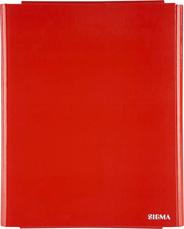 Sigma Teczka na rzep czerwona 3 cm A4