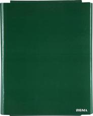 Sigma Teczka na rzep zielona 3 cm A4