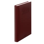 Kalendarz Szefa A5 2019 bordo