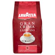 Lavazza Gran Crema Espresso Kawa palona ziarnista 1 kg