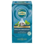 Lipton English Breakfast Herbata czarna 50 g (25 torebek)