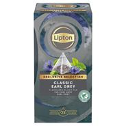 Lipton Classic Earl Grey Herbata czarna aromatyzowana 45 g (25 x 1,8 g)