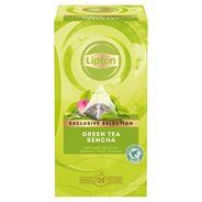 Lipton Herbata zielona aromatyzowana z płatkami róży 54 g (30 x 1,8 g)