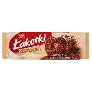 San Łakotki kakaowe Herbatniki 168 g