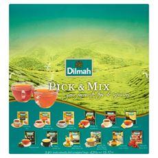 Dilmah Pick & Mix Zestaw herbat 430 g (240 kopert)