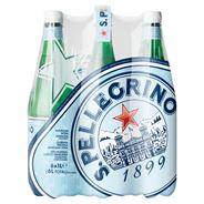 S.Pellegrino Naturalna woda mineralna gazowana 6 x 1 l