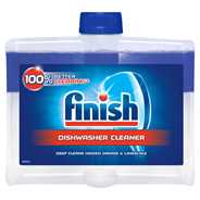 Finish 5x Power Actions Płyn do czyszczenia zmywarki 250 ml