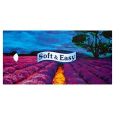 Soft & Easy Chusteczki kosmetyczne 2 warstwy 150 sztuk