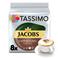 Tassimo Jacobs Cappuccino Classico Kawa mielona 8 kapsułek i mleko 8 kapsułek 260 g