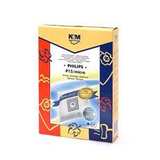 K&M Worki micro do odkurzaczy Philips 4 sztuki