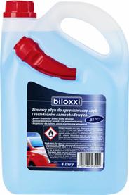 Biloxxi Płyn do spryskiwaczy zimowy -22°C 4 l