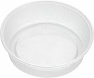 Horeca Select Okrągłe pojemniki 125 ml 100 sztuk