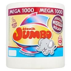 Słonik Jumbo Ręcznik papierowy Mega 1000 XXXL