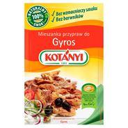 Kotányi Mieszanka przypraw do gyros 30 g