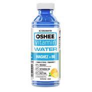 Oshee Vitamin Water Napój niegazowany o smaku cytryny-pomarańczy 555 ml