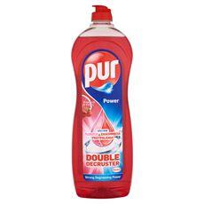Pur Power 3Action Gel Grapefruit and Cherry Płyn do mycia naczyń 900 ml