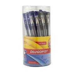Beifa-Aplus Długopis żelowy mix kolorów 30 sztuk