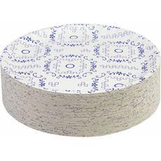 Huhtamaki Caterline Talerz papierowy Ø 18 cm 100 sztuk
