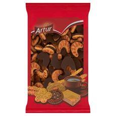 Artur Mini Ciastka rogaliki zdobione 1,2 kg