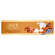 Lindt Szwajcarska czekolada mleczna z rodzynkami i orzechami laskowymi 300 g