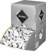 Rioba cukier biały w trójkątnych saszetkach po 4g