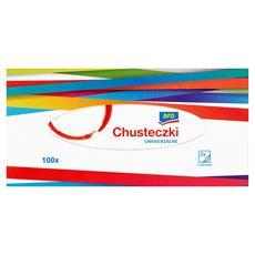 Aro Chusteczki uniwersalne 2-warstwowe 117 g (100 sztuk)