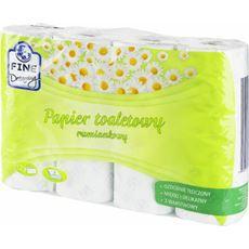 Fine Dreaming Papier toaletowy rumiankowy 12 rolek