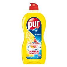 Pur Power Lemon Extra Płyn do mycia naczyń 450 ml