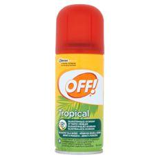 OFF! Tropical Repelent w suchym aerozolu 100 ml