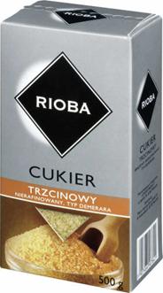 Rioba cukier trzcinowy 500g