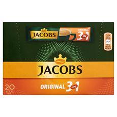 Jacobs Original 3in1 Rozpuszczalny napój kawowy 304 g 20 sztuk