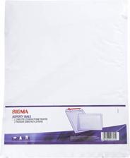 Sigma Koperty z zabezpieczeniem powietrznym białe I 10 sztuk